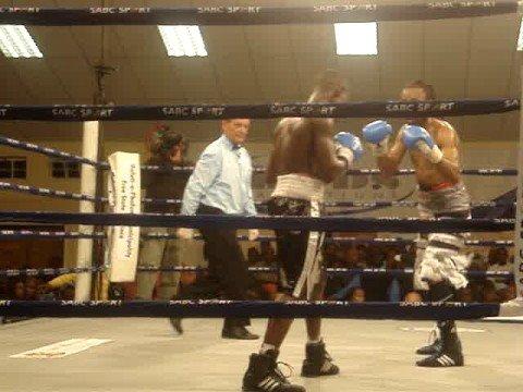 martin mubiru vs Bongani 4 WBA-Pan African title