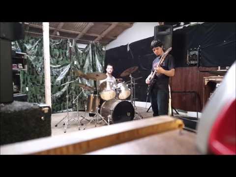 Aaron Hooper - Helix 001 feat. Paul Kidd on drums