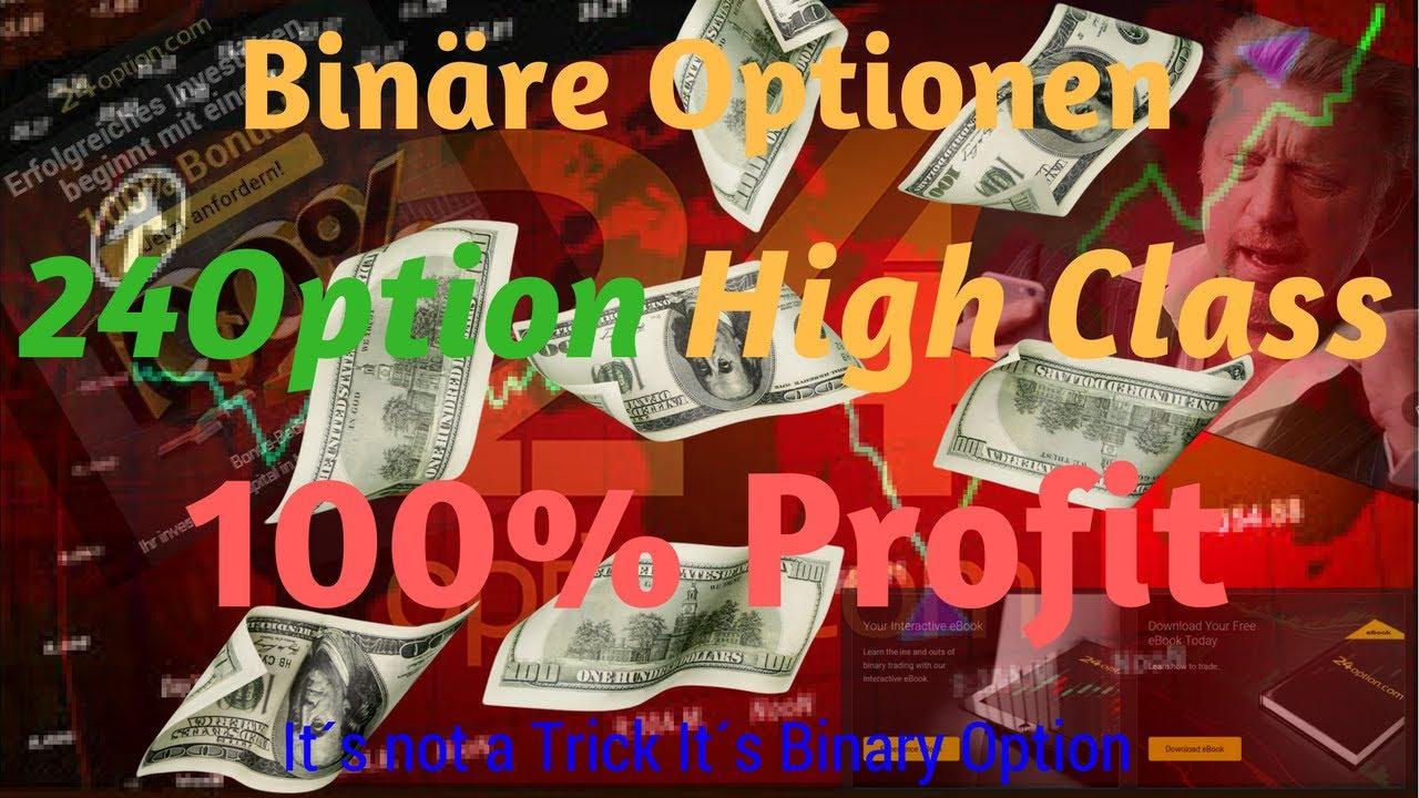 Beste binäre Optionen Online-Handel