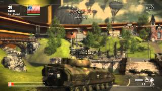 Toy Soldiers Complete PC - Cold War gameplay