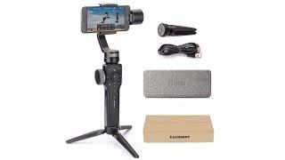 Zhiyun Gladde 4 3 As Handheld Gimbal Stabilisator YouTube Video Vlog Statief voor de iPhone 11 Pro Xs Max
