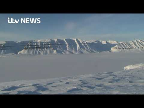 Fears for Arctic after warmest winter