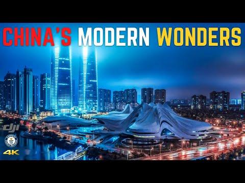 China's Modern Wonders 2021 | Amazing Architecture | 中国现代奇迹