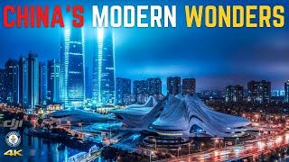China's Modern Wonders | Amazing Architecture | 中国现代奇迹