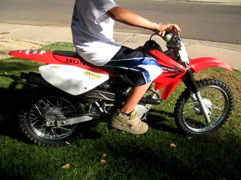 Good CRF 80 F Honda For SALE
