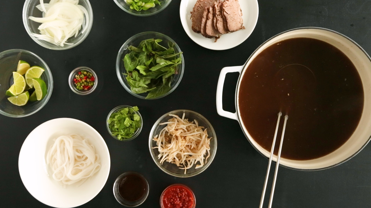 foolproof pho kitchen conundrums with thomas joseph youtube - Pho Kitchen