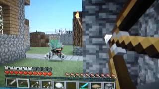 Bataille de la terre du cube EP 01 avec brubru vivi et vava