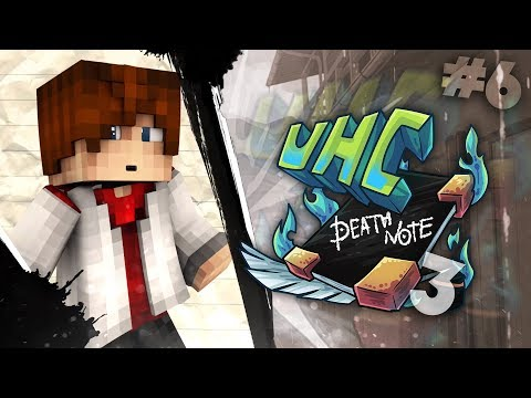 Death Note UHC 3 - #6 | TENSION.. & ACTION