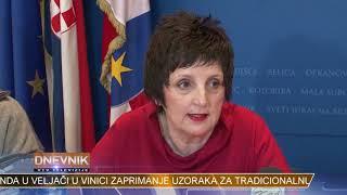 VTV Dnevnik 12. veljače 2019.