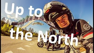 Up to the North - Ein Abenteuer in Skandinavien