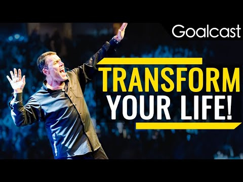 Transform Your Life In 7 Minutes | Tony Robbins