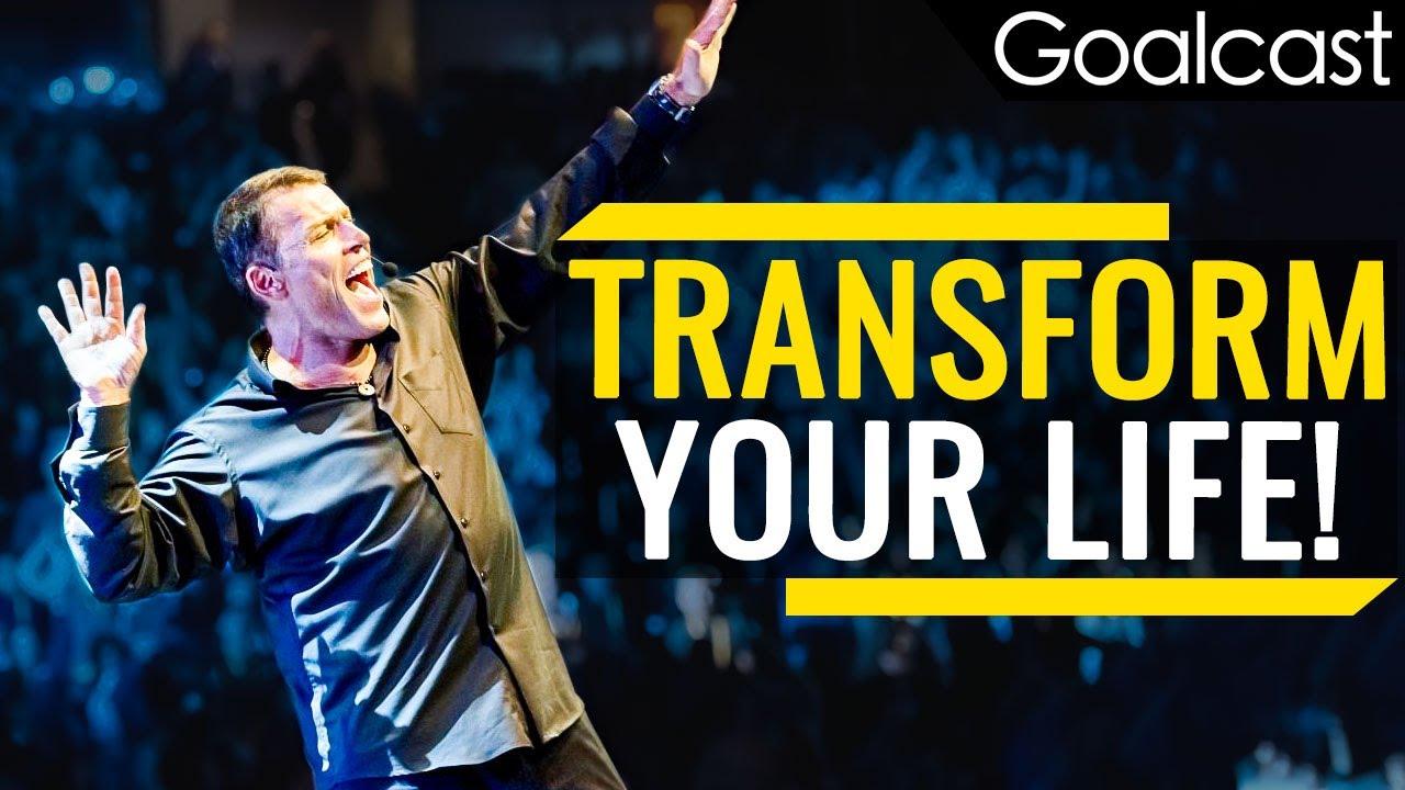 Top 20 Most Inspiring Tony Robbins Quotes | Goalcast