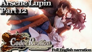Code: Realize - Lupin Route Part 12 (full English narration)(PS Vita)