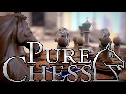 Pure Chess Grandmaster Edition || Classic Chess Strategy Game