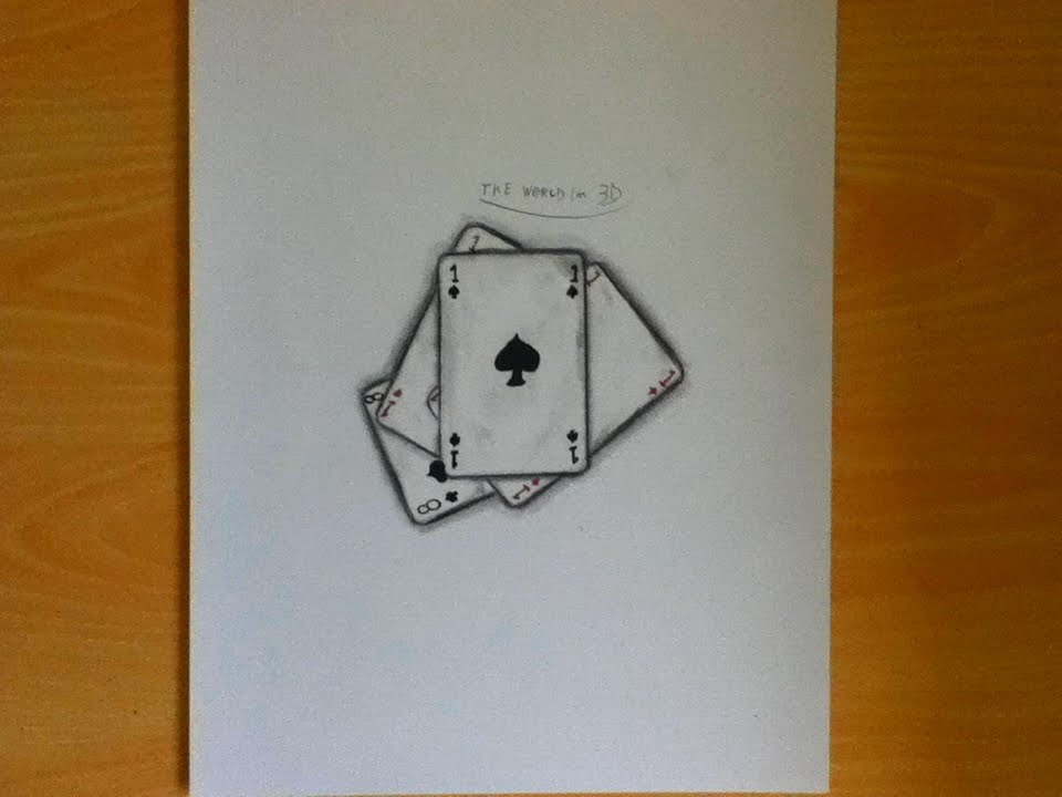 Dessin Realiste Cartes Youtube