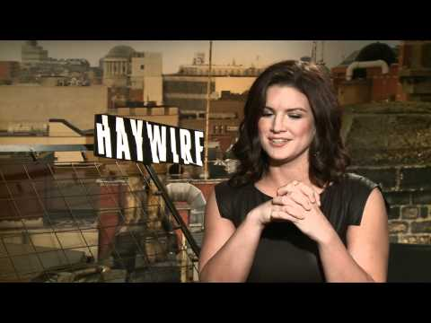 'Haywire' Gina Carano Interview