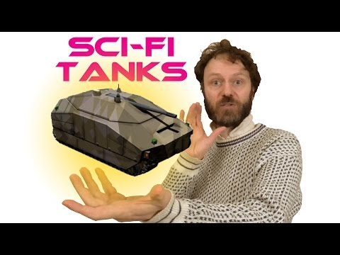 Tanks of the Future