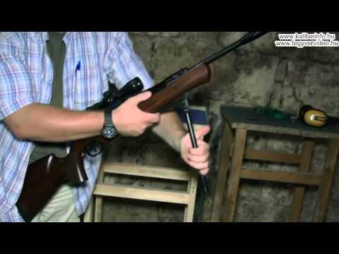 Walther LGU 4,5 mm légpuska (7,5 J)