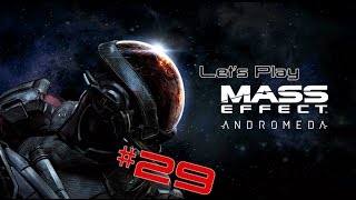 Mass Effect Andromeda [Xbox One] - Part 29 - Drack Loyalty & Elaaden Missions