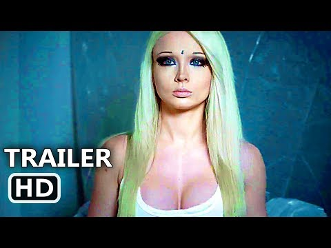 THE DOLL Official Trailer (2017) Valeria Lukyanova, Human Barbie Thriller Movie HD