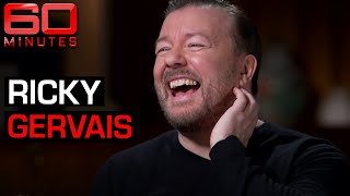 Ricky Gervais' funniest ever interview | 60 Minutes Australia