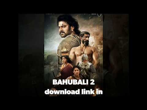 Baahubali 2: The Conclusion full movie downloading link