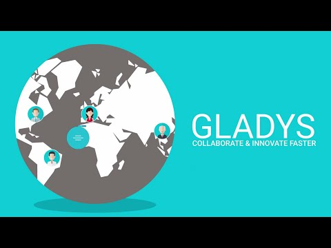 Gladys.com - Collaborate and Innovate faster !