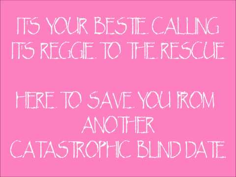 Bailout Song #1- First Date (lyrics)