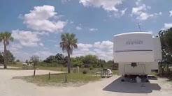 Fort Clinch State Park Campground Florida
