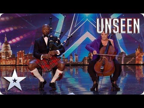 Britain's got Talent - Carrington-Brown