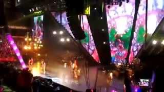 乌克丽丽 魔天轮马来西亚吉隆坡演唱会 饭拍版  周杰倫