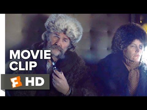 The Hateful Eight Movie CLIP - The Hangman Long (2015) - Kurt Russell, Jennifer Jason Leigh Movie HD