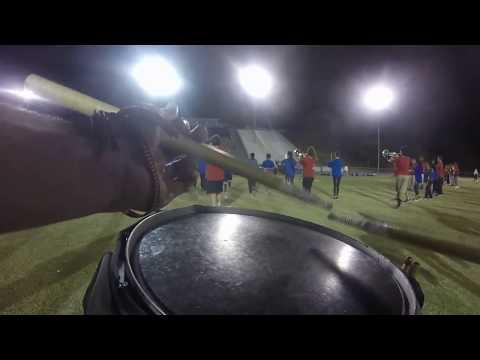 ACHS Snare Cam 9/14/17