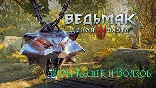 Ведьмак 3 ツ DLC 13 ツ Игры Кошек и Волков ツ Where the cat and the wolf play