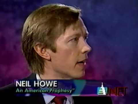 Neil Howe discusses the Fourth Turning on Next Revolution NET | 1997