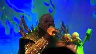 HD Lordi - Not the NIcest Guy - Live Milano 04/03/2015