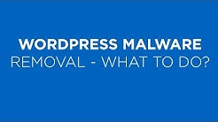 Wordpress Malware Removal For Your Website