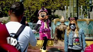 Disneyland is now open. What should you expect?