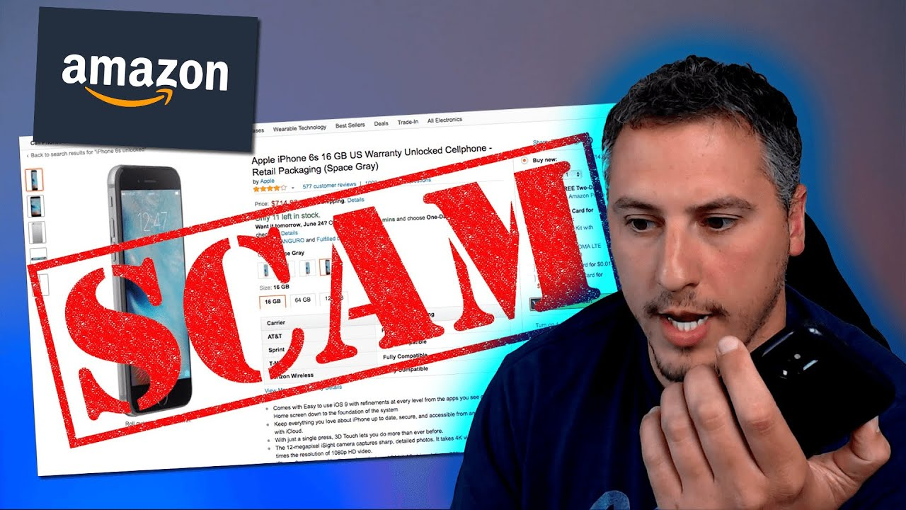 Amazon iPhone Scam | Wasting Scammers Time
