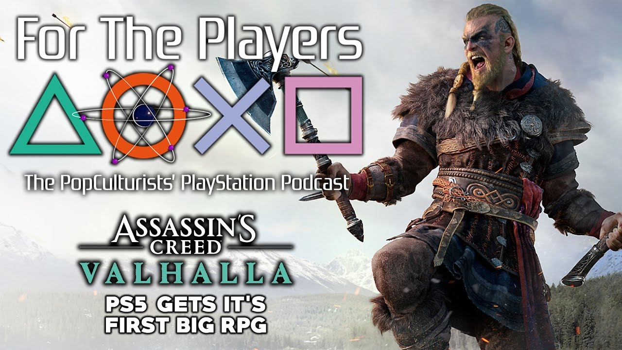 Assassin S Creed Valhalla Ps5 Gets It S 1st Big Rpg For The