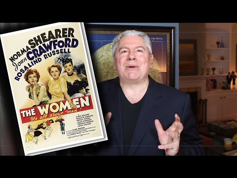 STEVE HAYES: Tired Old Queen at the Movies  THE WOMEN