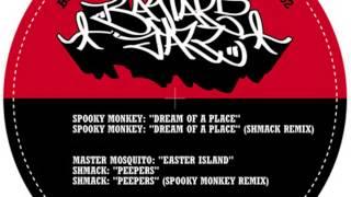 02 Spooky Monkey - Dream Of A Place (Shmack Remix) [Bastard Jazz Recordings]