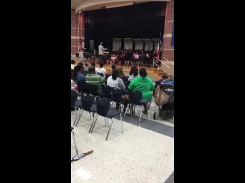 Missouri City Middle School - Alamo March by Karl King