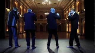 Sväng Harmonica Quartet plays Tango Tauko