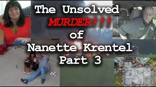 UNSOLVED murder of Nanette Krentel Round Table Discussion - Part 3