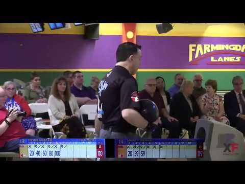2018 PBA50 Johnny Petraglia BVL Open Stepladder Finals