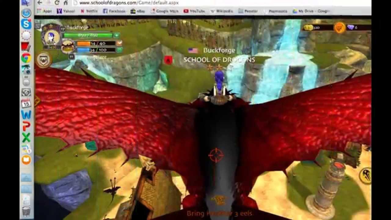 School of Dragons #1: New Thunderdrum! - YouTube