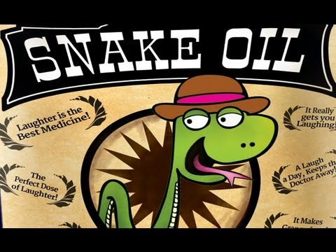 Snake Oil Video Review