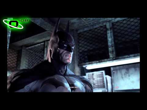 Batman Arkham Asylum con Quit108 - Ep 002