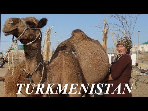 Turkmenistan/Amazing Hard Desert Life  Part 23